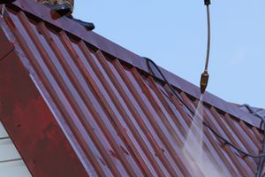 roof washing in kennebunk, maine